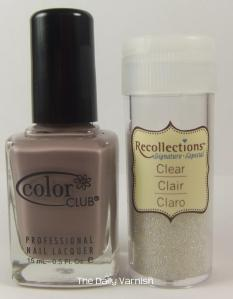 Color Club High Society Caviar bottles