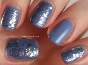 Essie Lapis of Luxury deborah lippmann Today Was a Fairytale 2