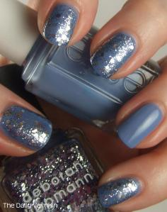 Essie Lapis of Luxury deborah lippmann Today Was a Fairytale 3