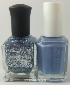 Essie Lapis of Luxury deborah lippmann Today Was a Fairytale bottles