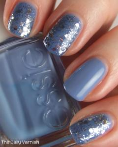 Essie Lapis of Luxury deborah lippmann Today Was a Fairytale