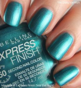 Maybelline Teal the Night