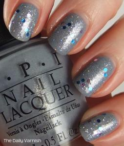 OPI I Don't Give a Rotterdamn NYC Starry Silver 3