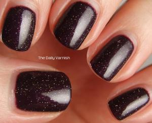 OPI Lincoln Park at Midnight Orly Prisma Gloss Gold 2