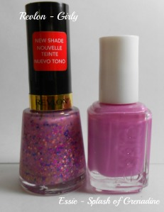 Revlon - Girly Bottles