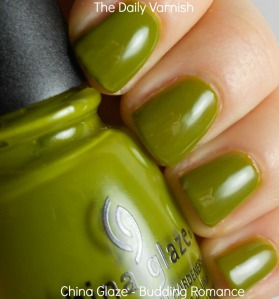 China Glaze - Budding Romance