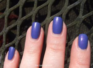 China Glaze Fancy Pants sunlight 3