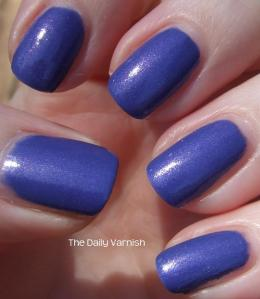 China Glaze Fancy Pants sunlight