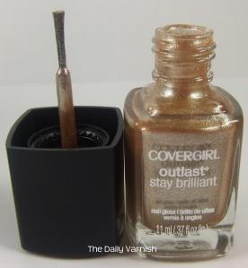 Cover Girl Outlast brush and bottle