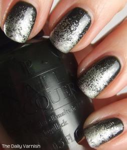 Eyeshadow sponge tip applicator nail art 2