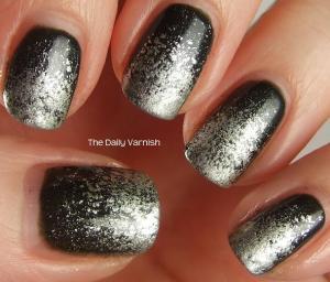 Eyeshadow sponge tip applicator nail art 3