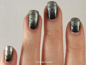 Eyeshadow sponge tip applicator nail art 4