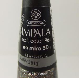 Impala Na Mira 3D label