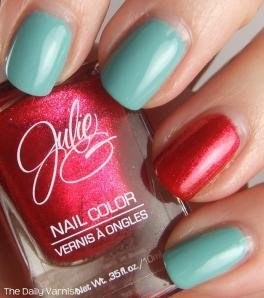 Nailspiration Tiffany's v1 2