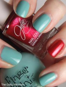 Nailspiration Tiffany's v1