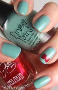 Nailspiration Tiffany's v3
