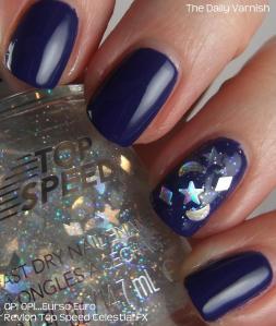 OPI OPI…Eurso Euro (+ Revlon Celestial FX!) – The Daily