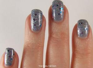 Orly Pixie Dust NYC Starry Silver 2