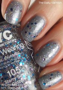 Orly Pixie Dust NYC Starry Silver