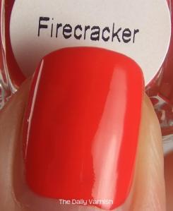 PISTOL polish Firecracker MACRO