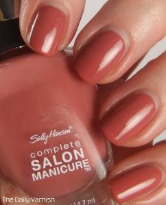 Sally Hansen Complete Salon Manicure So Much Fawn 4