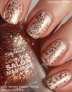 Sally Hansen Copper Penny 2