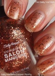 Sally Hansen Copper Penny