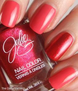 Valentine's Day Manicure 2