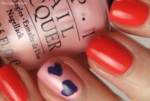 Valentine's Day Manicure 2013