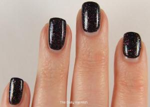 butter LONDON The Black Knight over JulieG Black Sheep 4