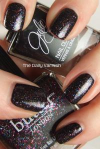 butter LONDON The Black Knight over JulieG Black Sheep 5