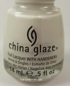 China Glaze Dany Lyin' Around bottle