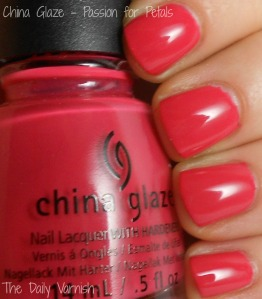 China Glaze - Passion