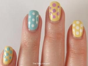 Easter Manicure 2