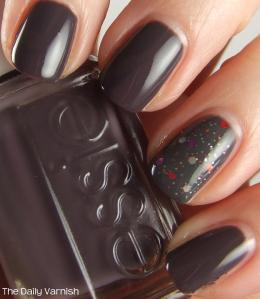 Lex Cosmetics Dying Embers Essie Smokin' Hot 2