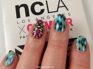 NCLA Nail Wraps NCLA X Glamour Bibhu Mohapatra