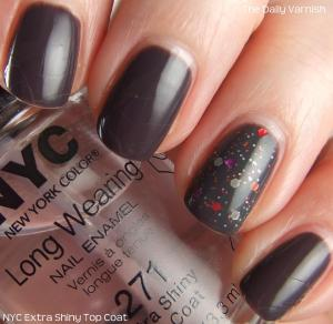 NYC Extra Shiny Top Coat