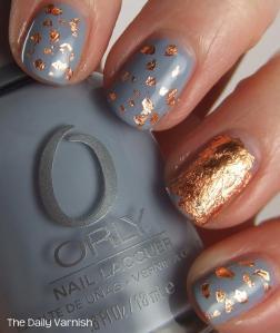 Orly Boho Bonnet Gold Leaf