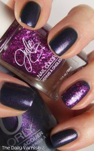 Orly High on Hope Julie G Secret Treasure 2