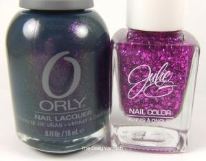 Orly High on Hope Julie G Secret Treasure