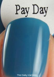 PISTOL polish Pay Day MACRO 2