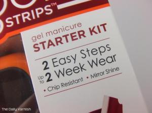 Sally Hansen Insta-Gel Strips Starter Kit 2