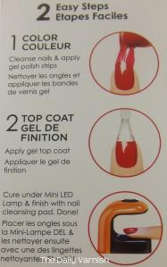 Sally Hansen Insta-Gel Strips Starter Kit 3