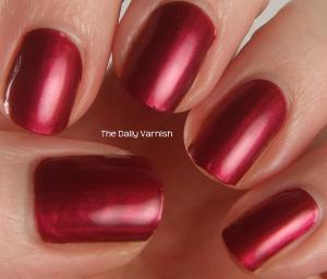 Sally Hansen Insta-Gel Strips Wine Not 2
