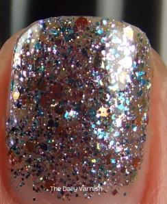 Shimmer Polish Jennifer MACRO2