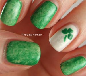 St Patrick's Day Mani 2013 2