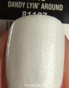 Ulta Snow White China Glaze Dany Lyin' Around MACRO 2