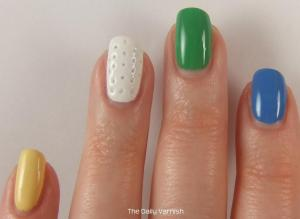 Golf Ball Nails 3