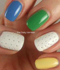 Golf Ball Nails