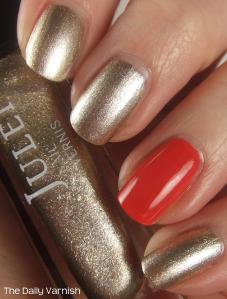 Julep Sienna and bondi New York Strawberry Fields 4